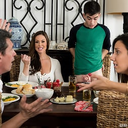 Kendra Lust in 'Brazzers' Kendras Thanksgiving Stuffing (Thumbnail 12)