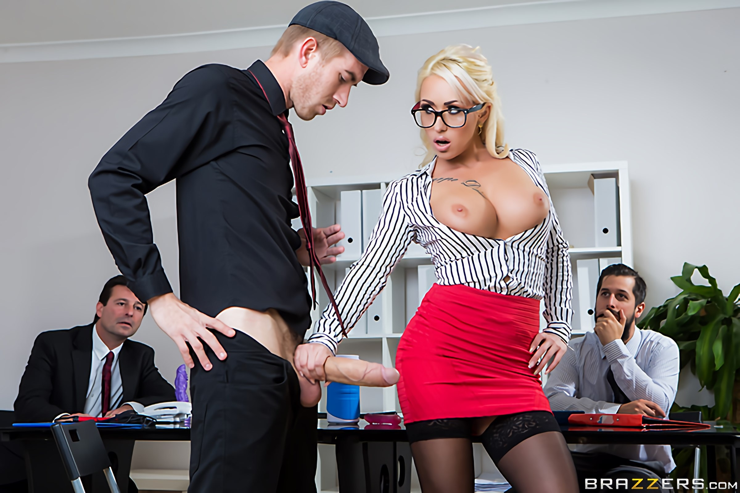 Brazzers 'Sales Pitch' starring Christina Shine (Photo 2)