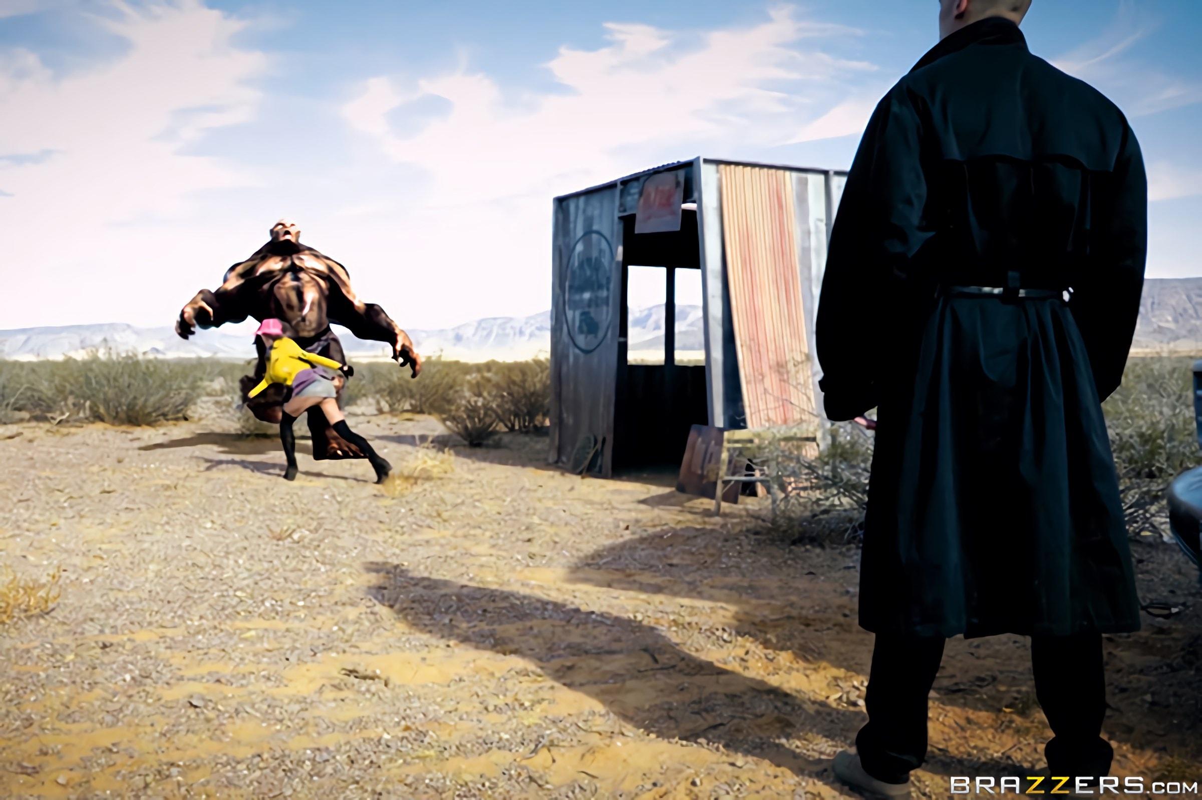 Brazzers 'Full Service Station- A XXX Parody' starring Nikki Benz (Photo 2)