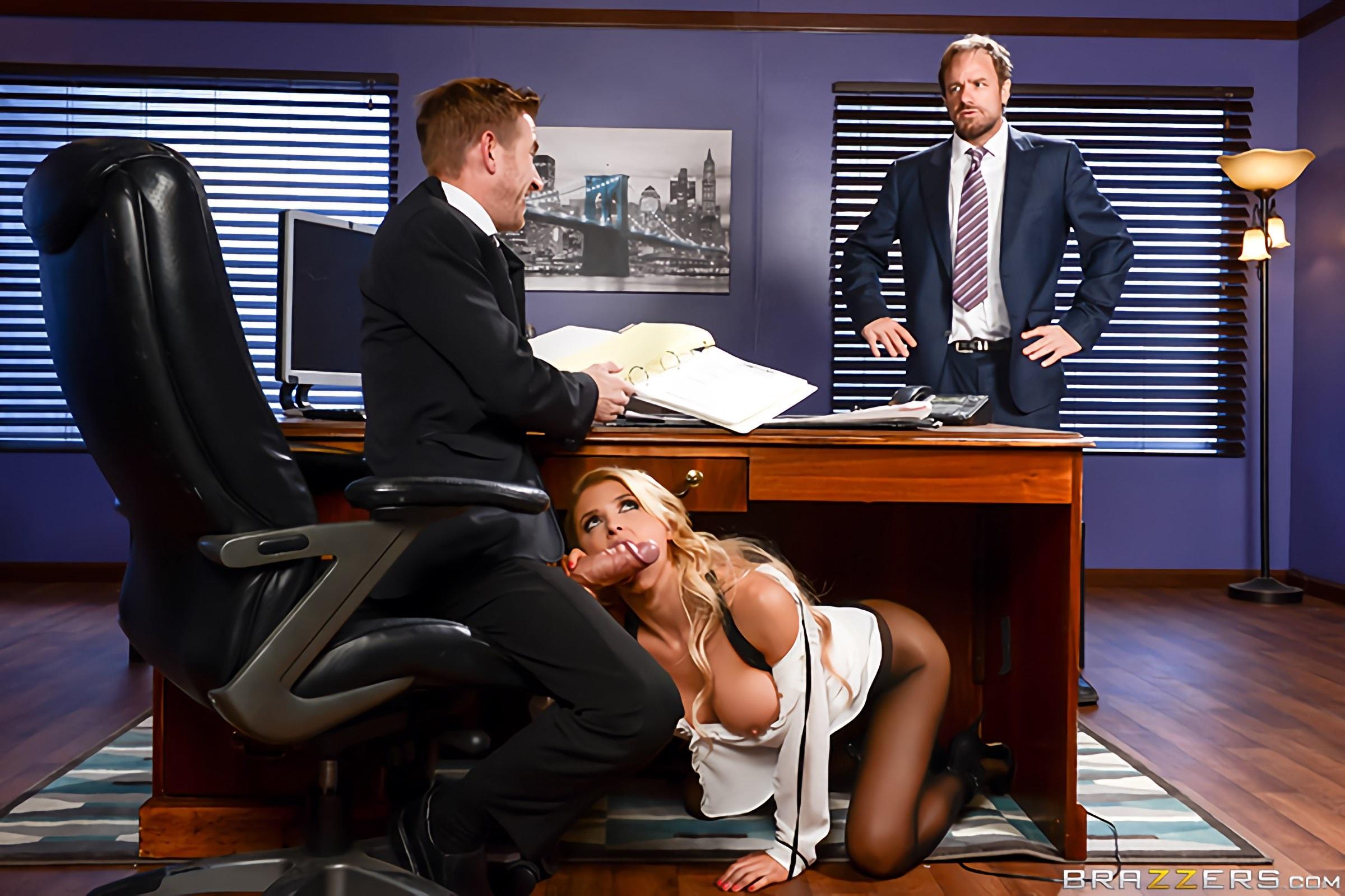 Brazzers 'Daddys Hardest Worker' starring Alix Lynx (Photo 2)