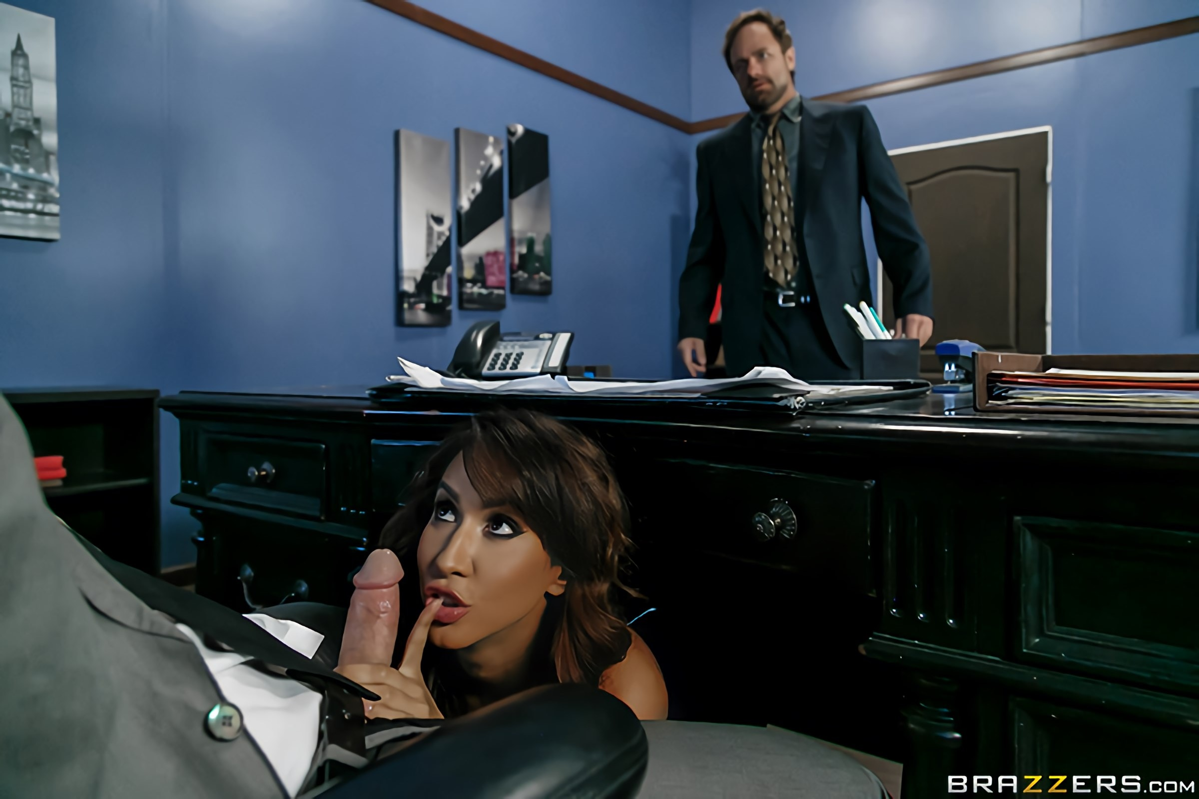 Brazzers 'Spilling The Boobs' starring Isis Love (Photo 2)