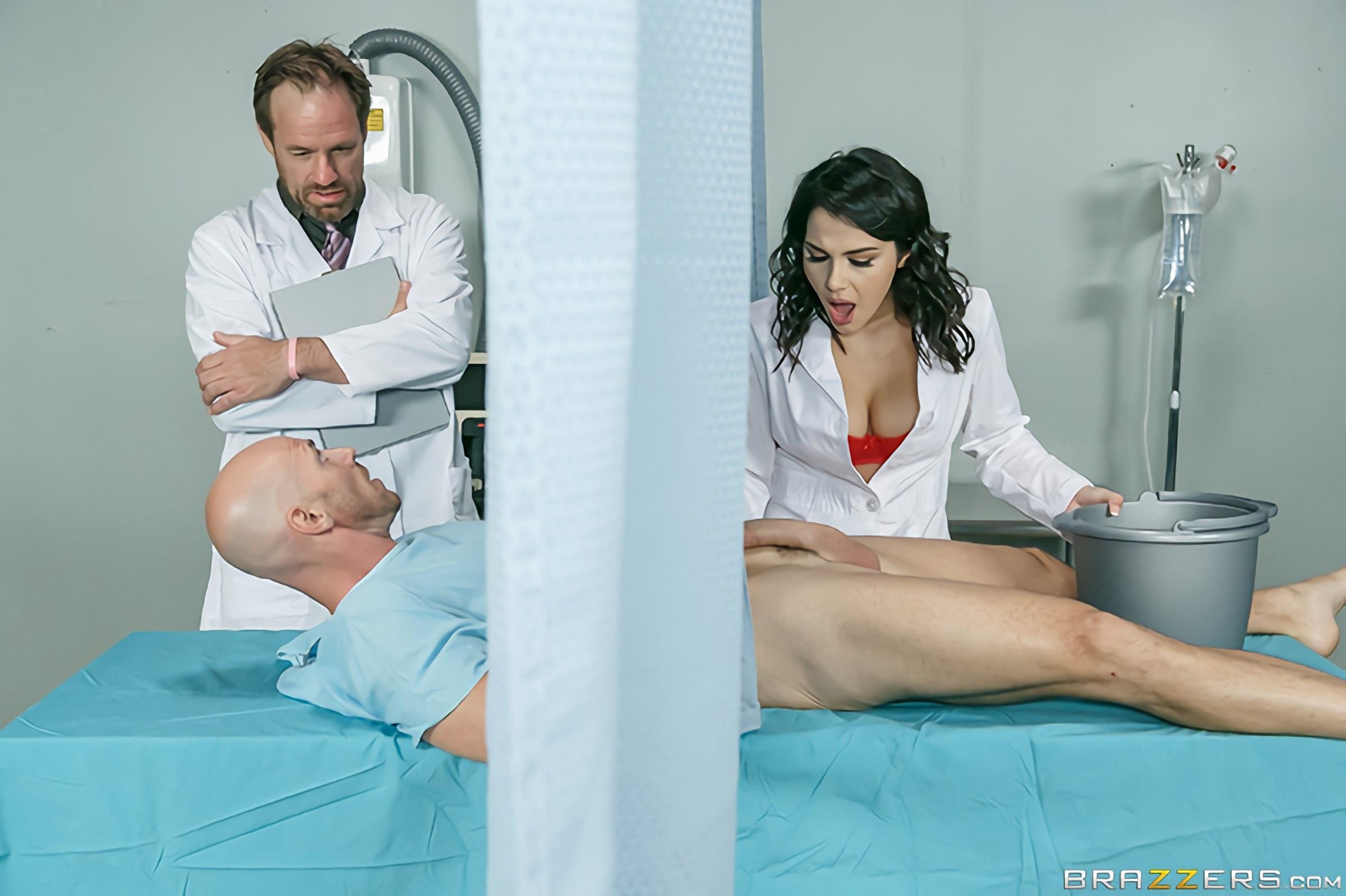 Brazzers 'A Nurse Has Needs' starring Valentina Nappi (Photo 1)