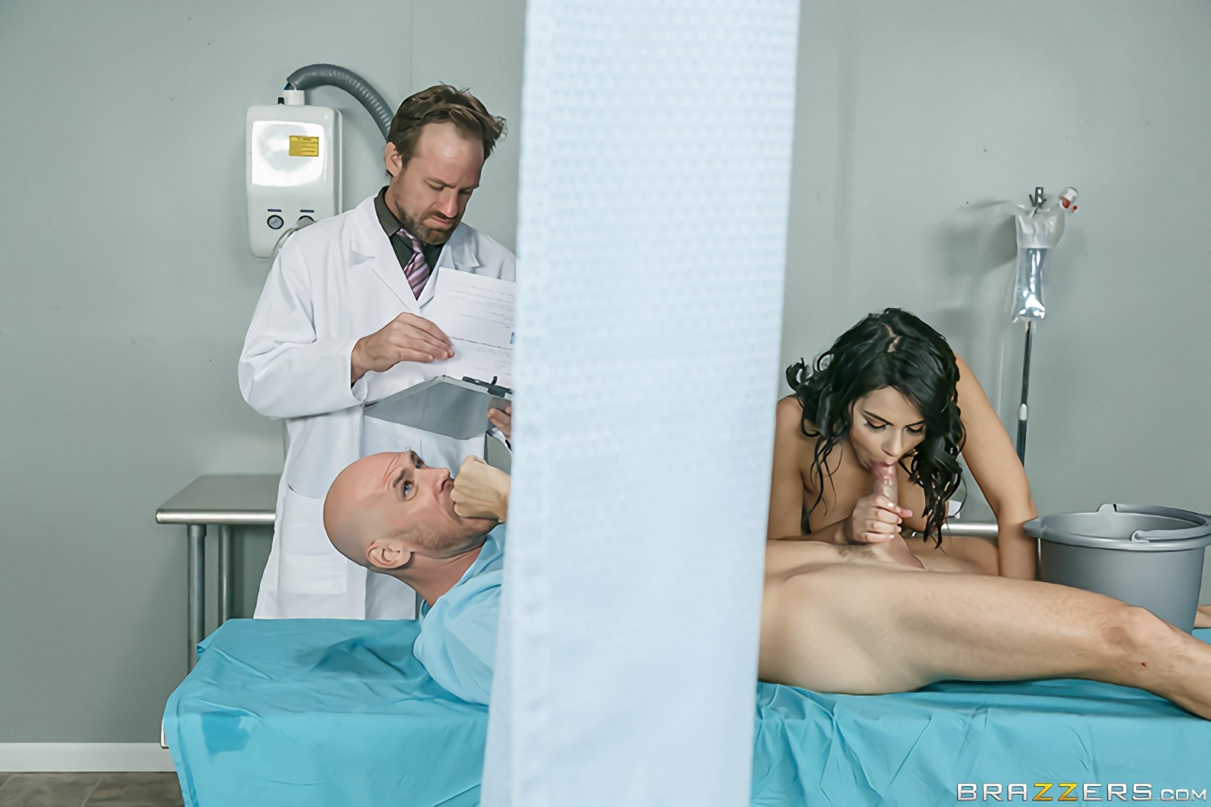 Brazzers 'A Nurse Has Needs' starring Valentina Nappi (Photo 14)