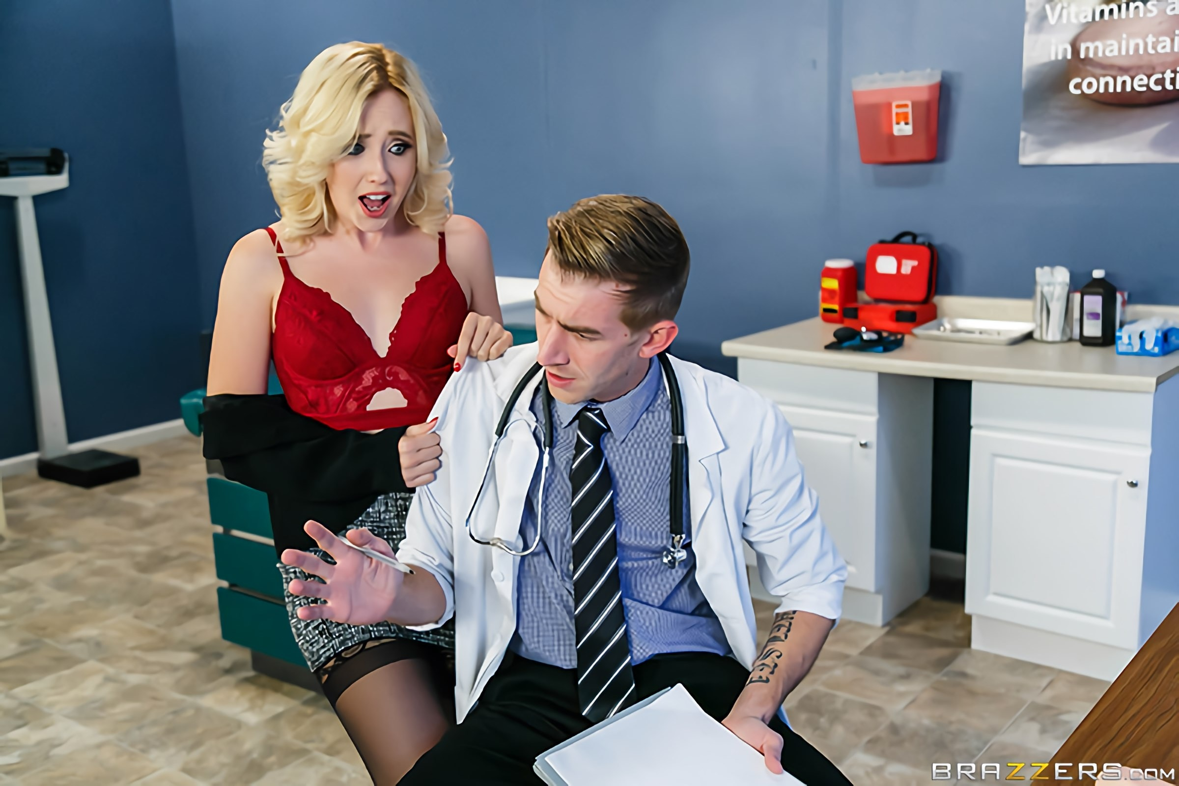 Brazzers 'Doctors Without Boners' starring Samantha Rone (Photo 1)