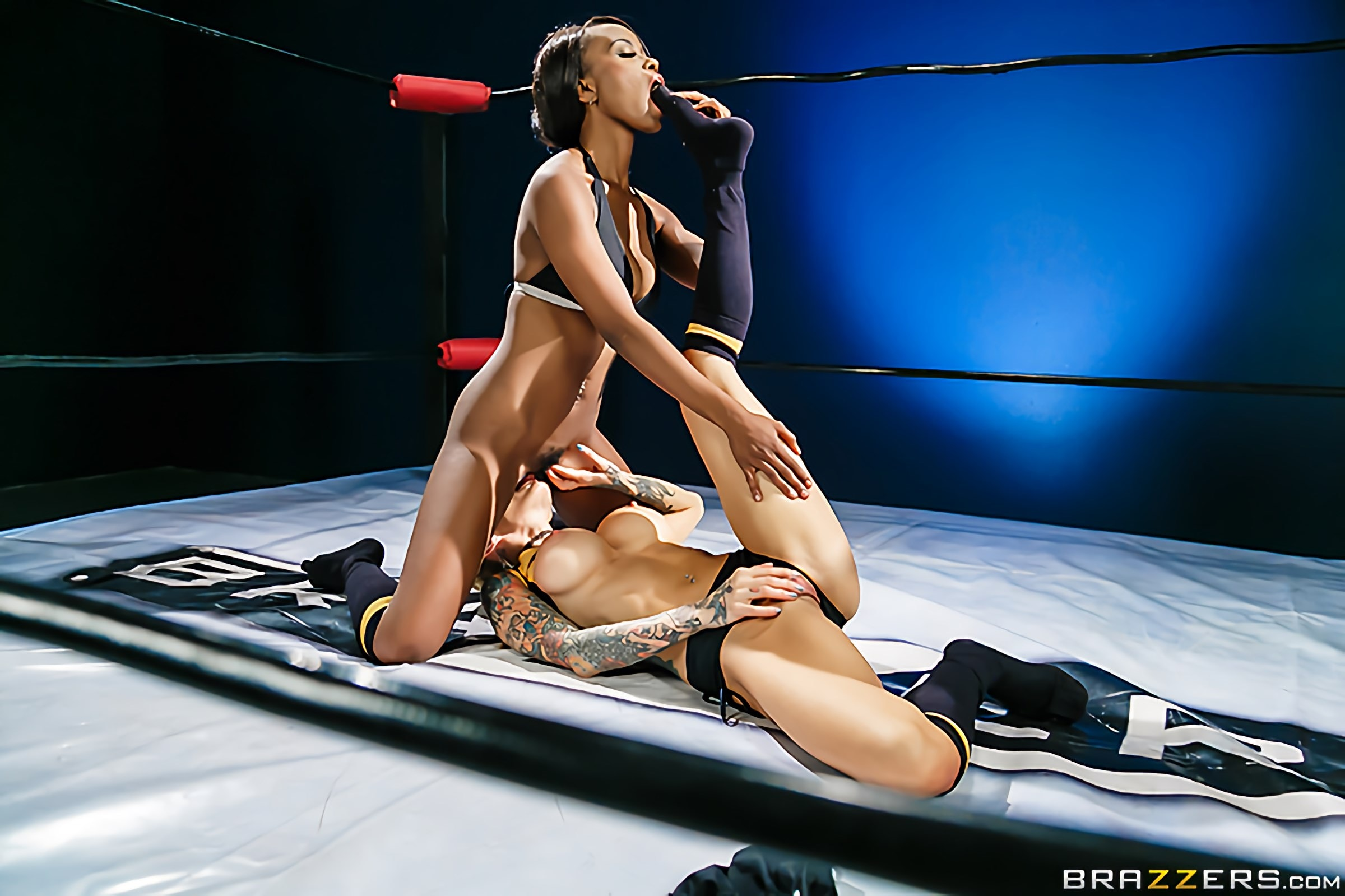 Brazzers 'ZZ Presents- Hot And Meania' starring Sarah Jessie (Photo 15)