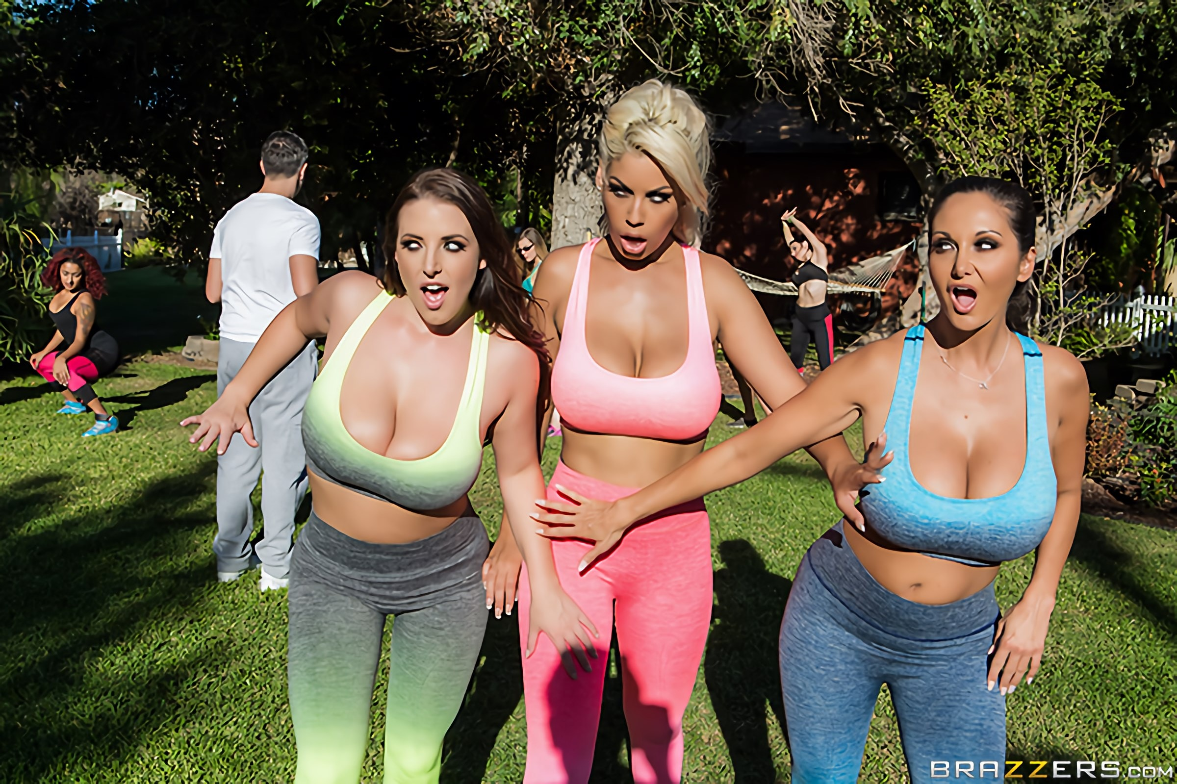 Brazzers 'Chasing That Big D' starring Bridgette B (Photo 6)