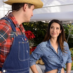Eva Lovia in 'Brazzers' The Farmers Wife (Thumbnail 1)