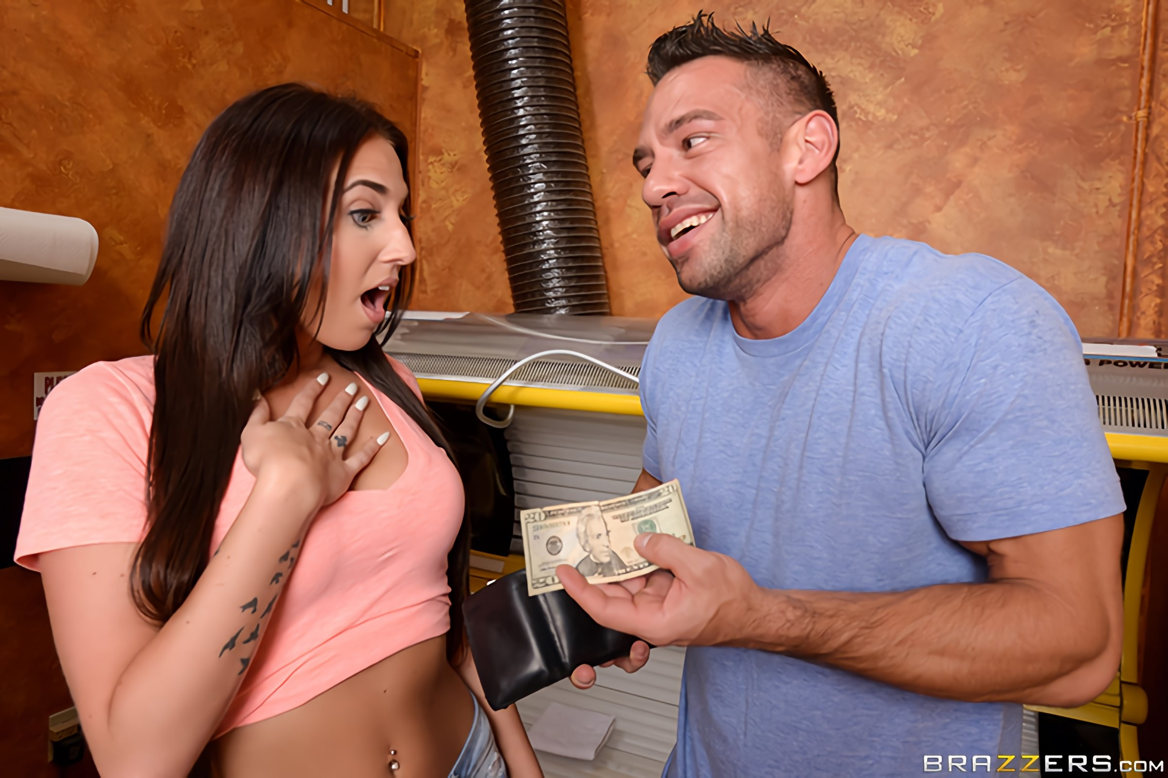 Brazzers 'Tight And Tanned- Part 2' starring Cory Chase (Photo 1)