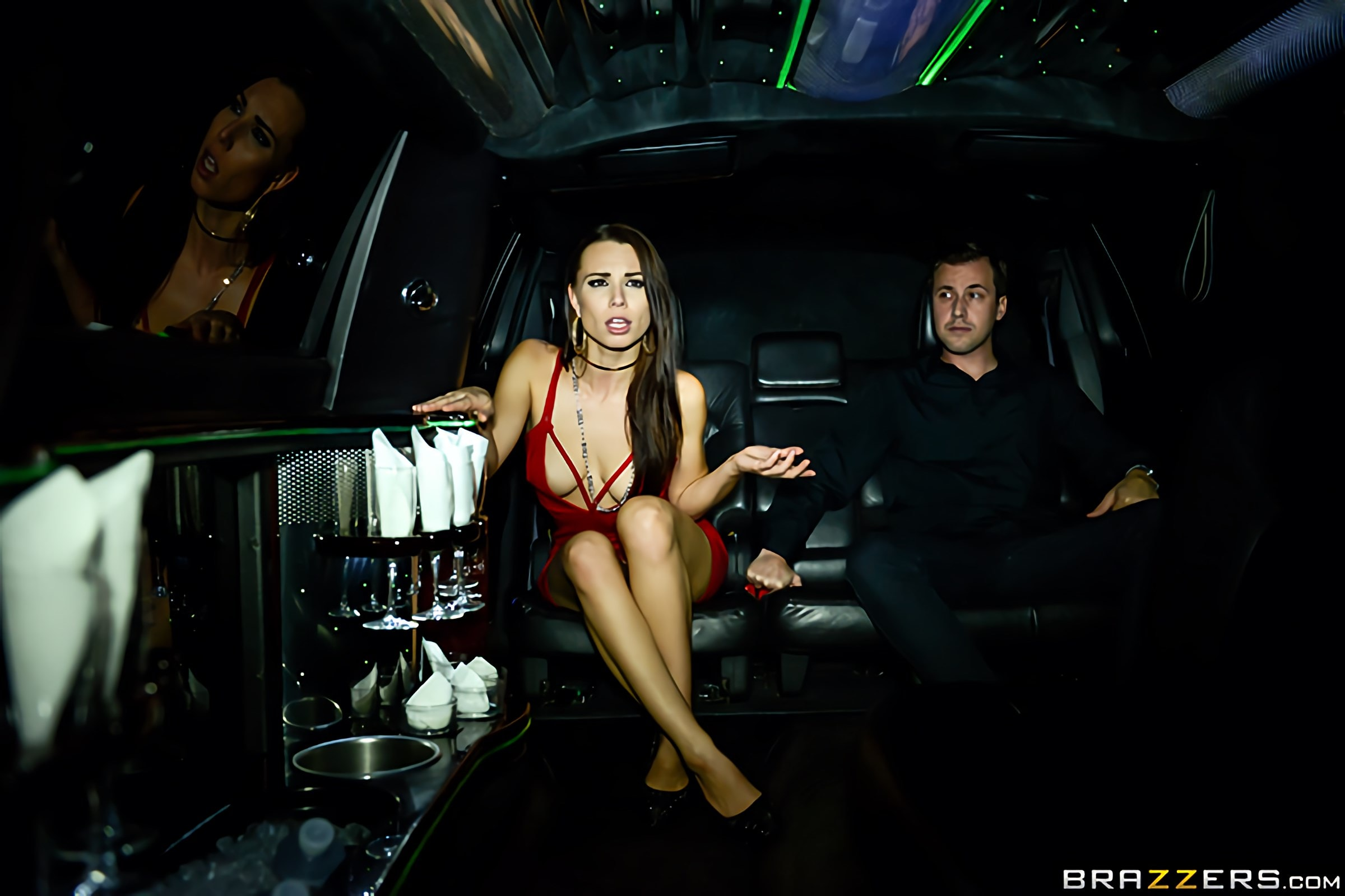 Brazzers 'New Years Sleaze' starring Aidra Fox (Photo 6)