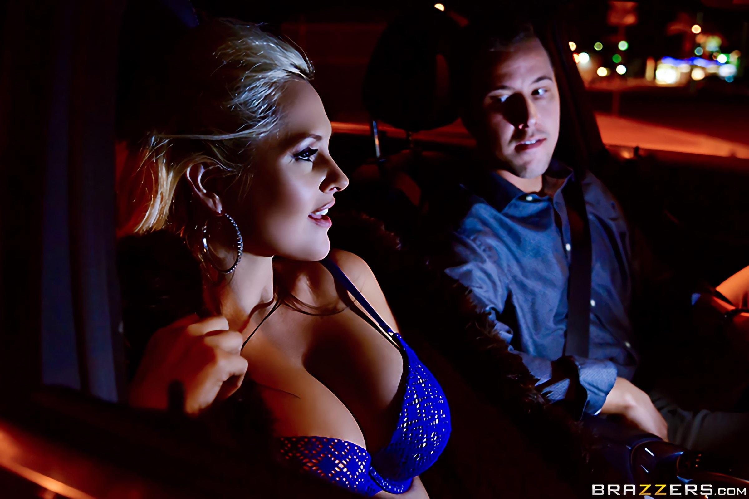 Brazzers 'Oiling A Whore' starring Alena Croft (Photo 6)