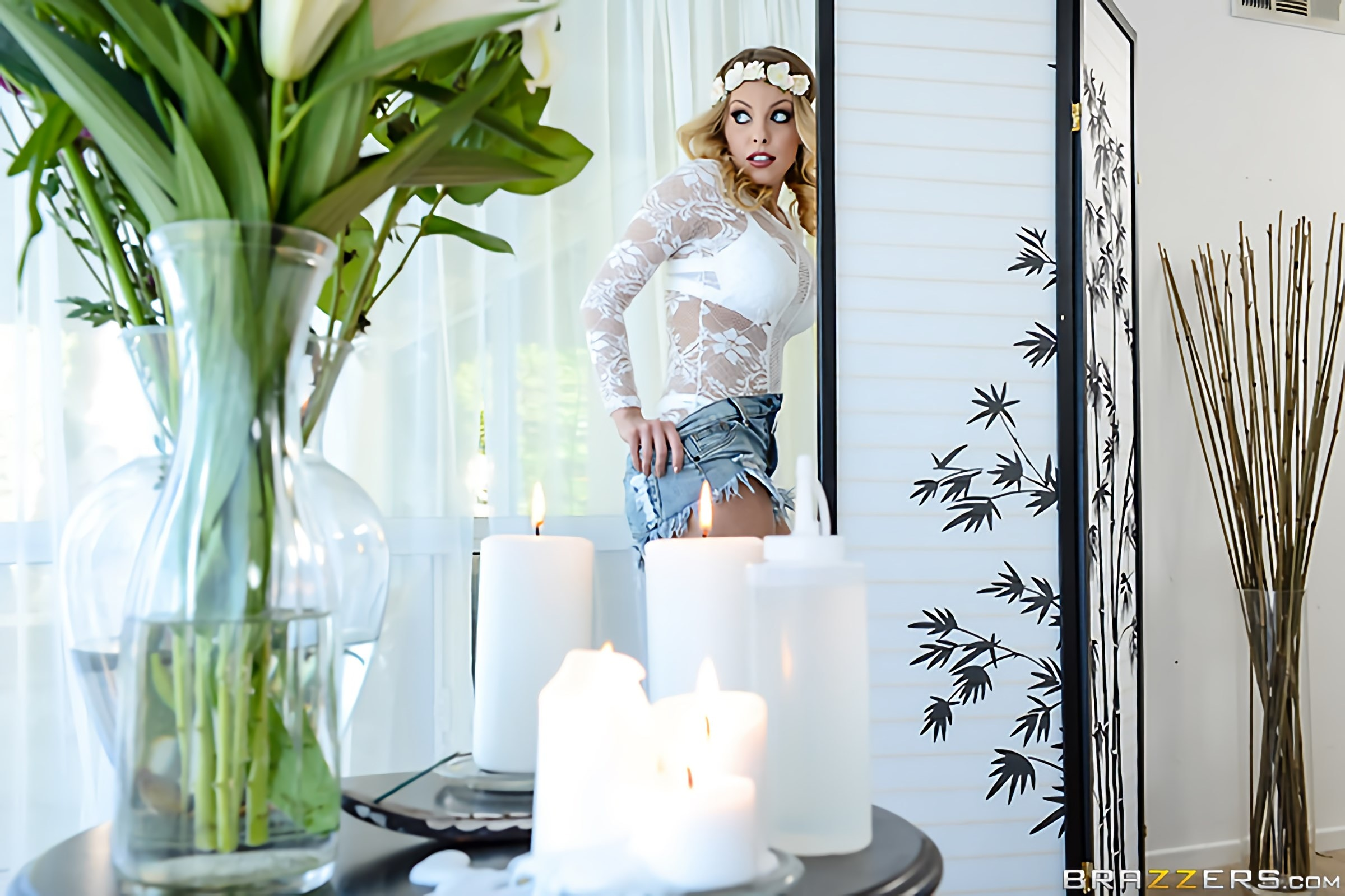 Brazzers 'Holistic Healing' starring Britney Amber (Photo 10)