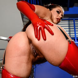 Allie Haze in 'Brazzers' Latex Lust (Thumbnail 8)