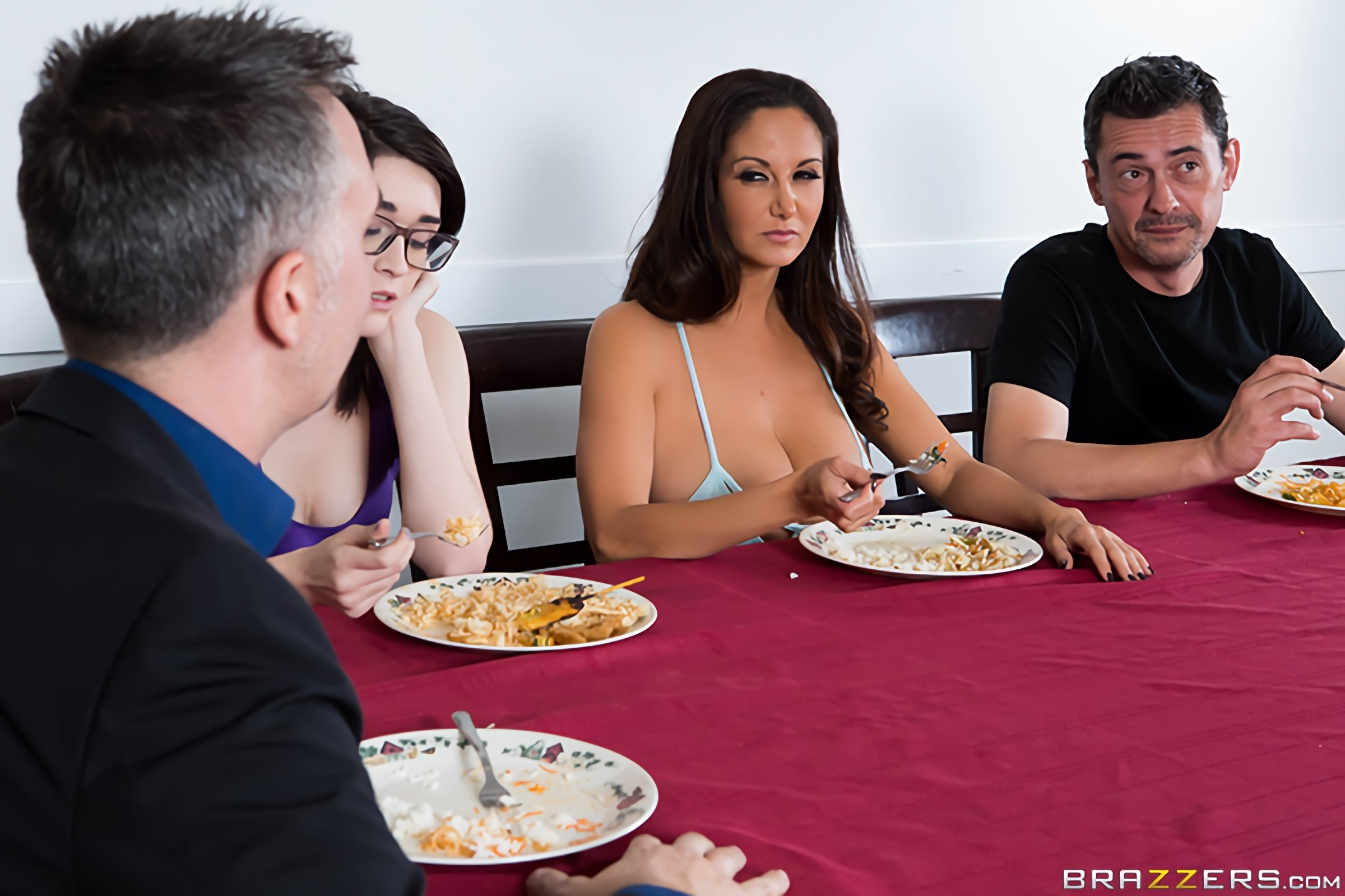 Brazzers 'Stay Away From My Daughter- Part 2' starring Ava Addams (Photo 1)