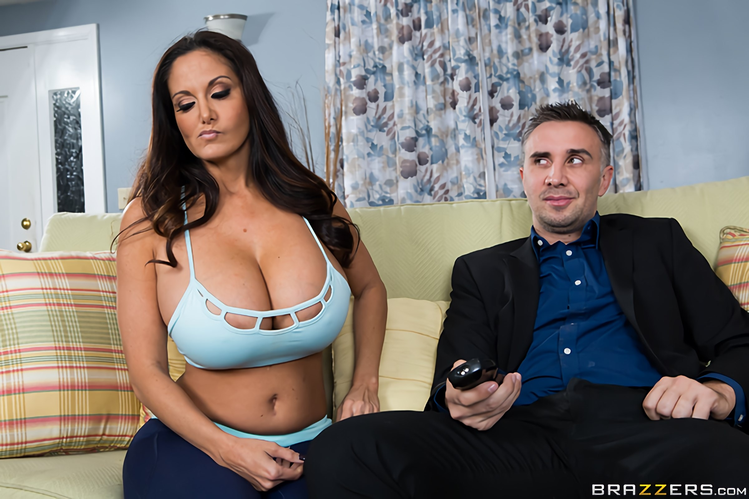 Brazzers 'Stay Away From My Daughter- Part 2' starring Ava Addams (Photo 9)