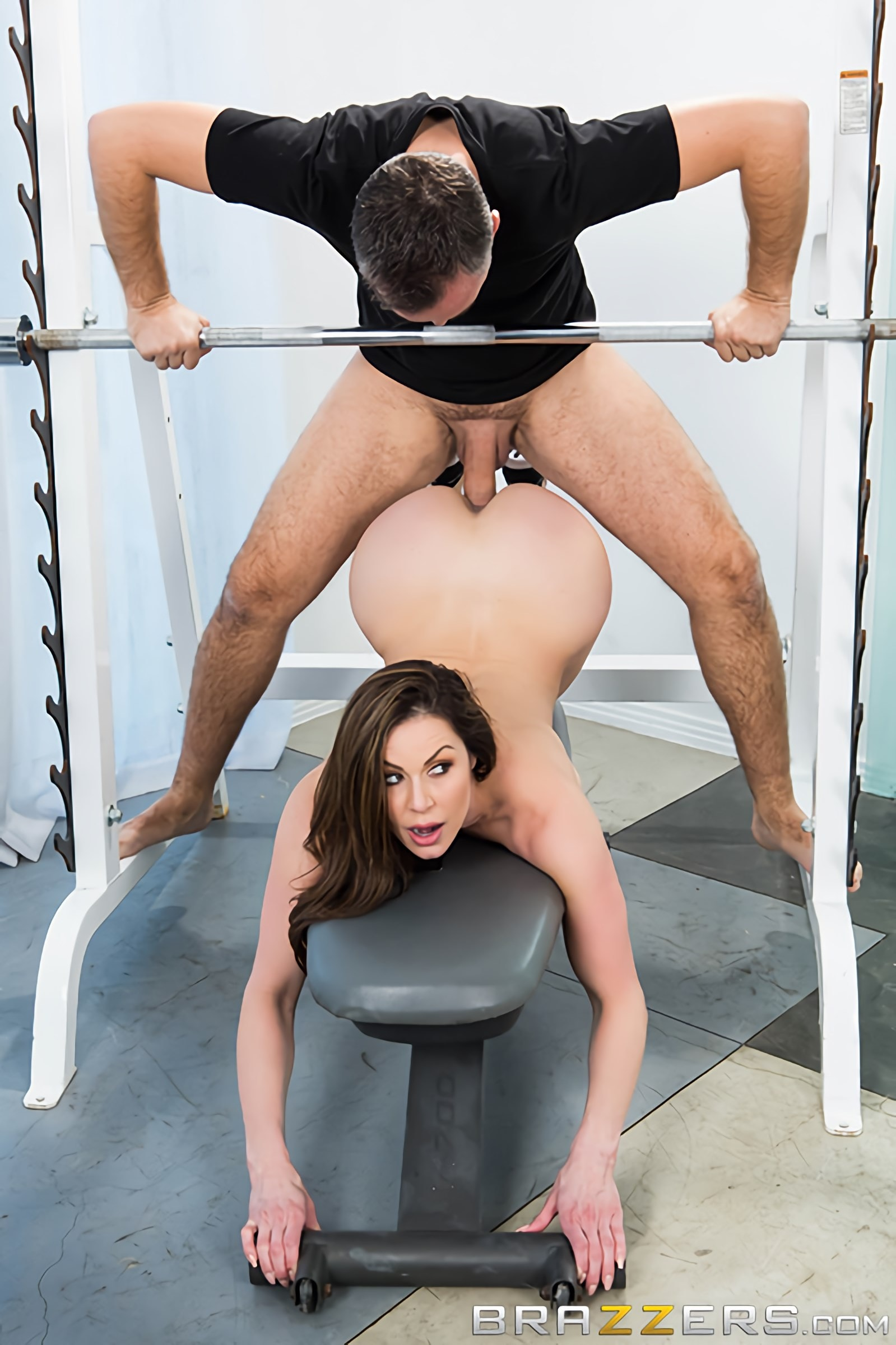 personal trainers session 1 kendra lust