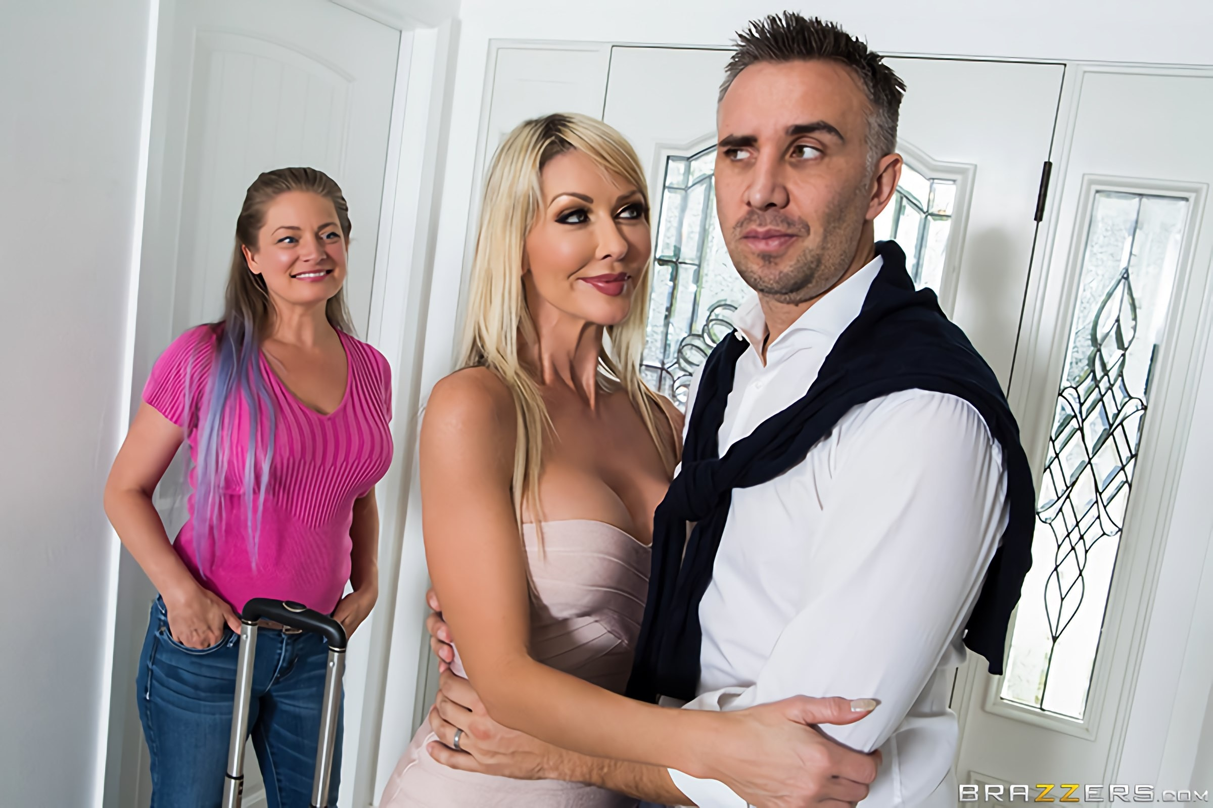 Brazzers 'My Wifes Sister' starring Tylo Duran (Photo 1)