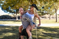Nicolette Shea - Cock Hungry Cowgirl (Thumb 02)
