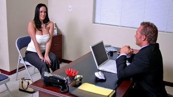 Carmella Bing en 'Lucha por el trabajo'