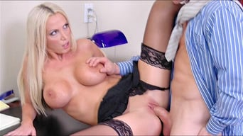 Nikki Benz in 'Sales Manager'