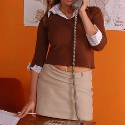 Eva Angelina in 'Brazzers' Office Hours (Thumbnail 1)