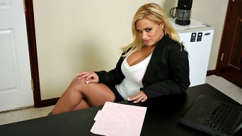 Shyla Stylez in 'Back For More...'