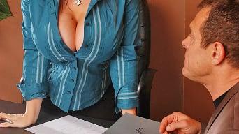 Daphne Rosen in 'Slacking At Work'