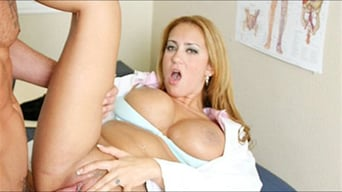 Trina Michaels in 'A Hand Job A Day...'
