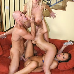 Eva Angelina in 'Brazzers' Four Some Pool Party Action!!! (Thumbnail 12)