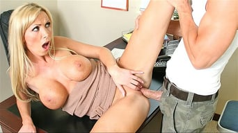 Nikki Benz in 'Is Recruiting Big Cocks For Her Big Dic'