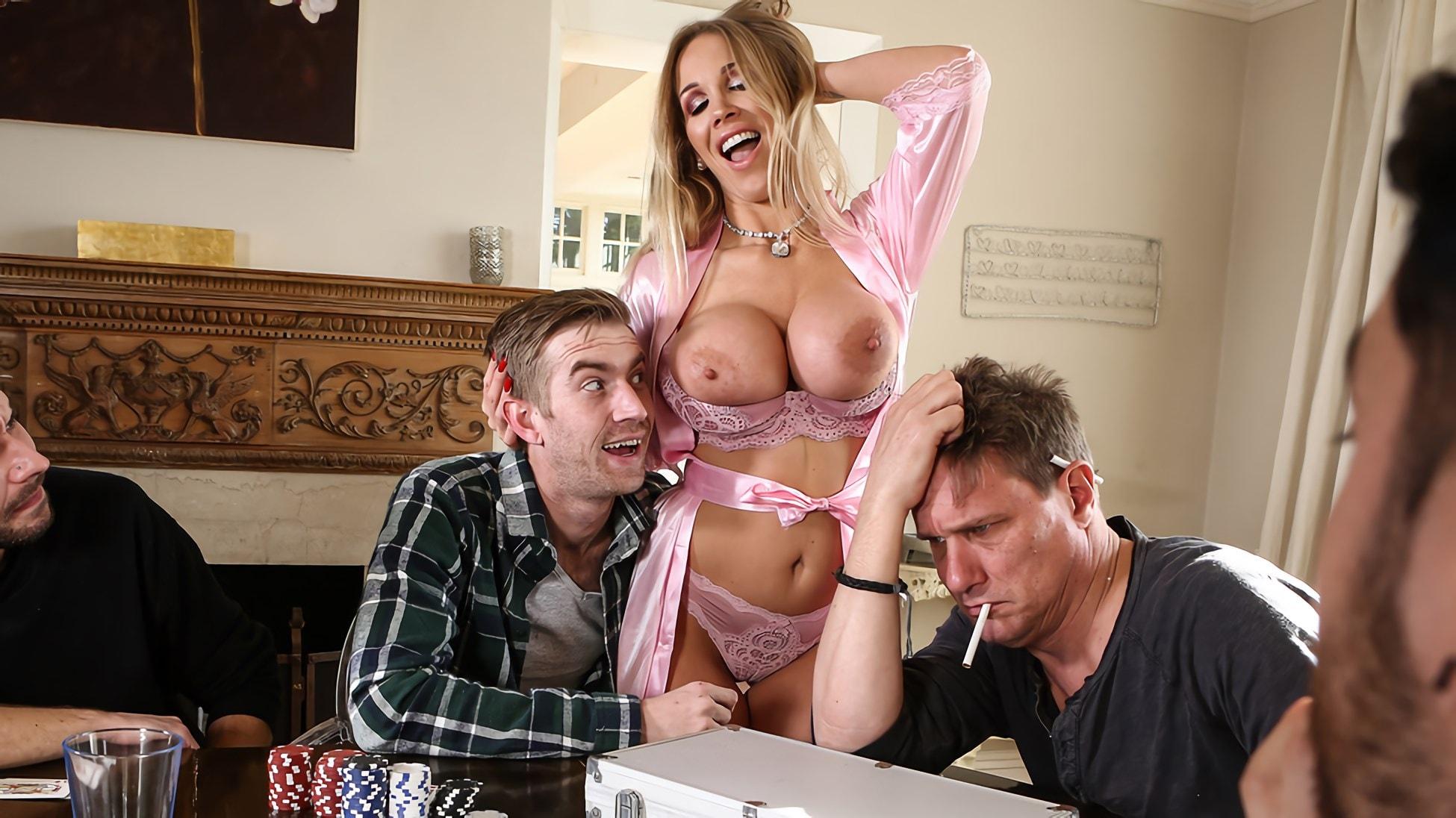 Big Tits Milf Richelle Ryan Bangs Her Son's Best Friend