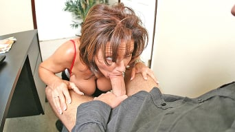 Deauxma in 'Sex At The Work Place'