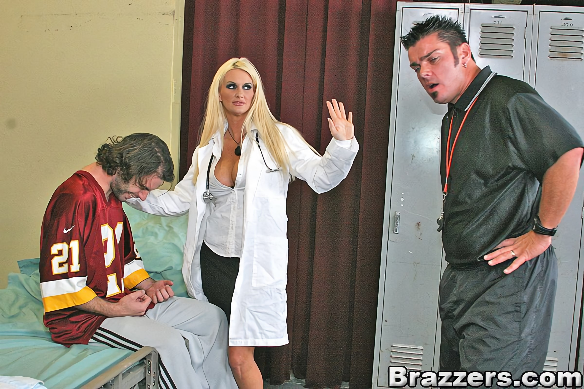Brazzers 'Take One For The Team.' starring Rhyse Richards (photo 4)