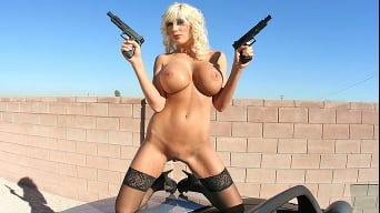 Puma Swede in 'Agent Swede looking for Justice'