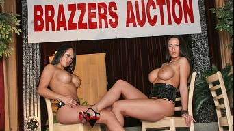 Carmella Bing in 'Big Cock Auction!!'