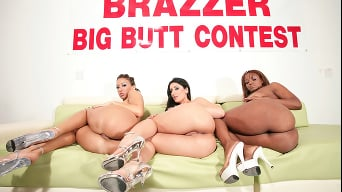 Luscious Lopez in 'Big Butt Contest'