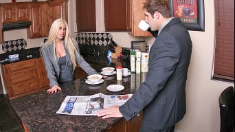 Gina Lynn in 'Off for a Promotion'