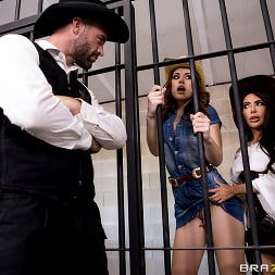 Lela Star in 'Brazzers' Wanted Fucked Or Alive: Part 1 (Thumbnail 1)