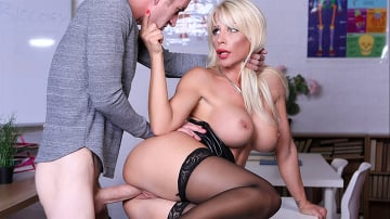 Tiffany Rousso - Substitute Sex Ed