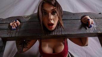 Ivy Lebelle in 'Renaissance Fair Fuck'
