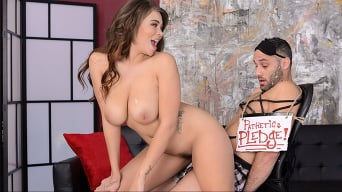 Cassidy Banks in 'Pledge Week'