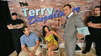 Veronica Rayne in 'The Terry Dingalinger Show!'