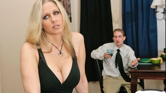 Julia Ann in 'Dick served for Dinner!'