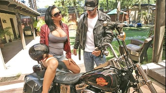 Mason Moore in 'So I Married A Biker Bitch'