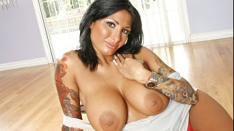 Ricki Raxxx in 'Oral Probation and the long finger of the law'