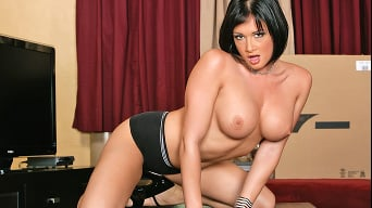 Tory Lane in 'U.P.ASS'