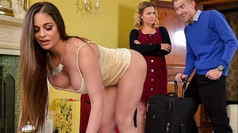 Cathy Heaven in 'The Perfect Host'