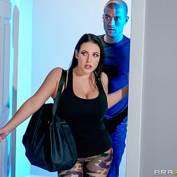 Angela White in 'Brazzers' Brazzibots: Uprising Part 4 (Thumbnail 1)
