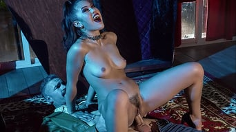 Kendra Spade in 'Creeping In Her Crypt'