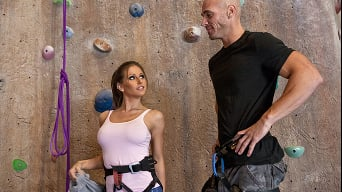 Rachel Roxxx in 'Climbing RoXXX'