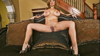 Carmella Bing in 'Orgy at Siennas House'